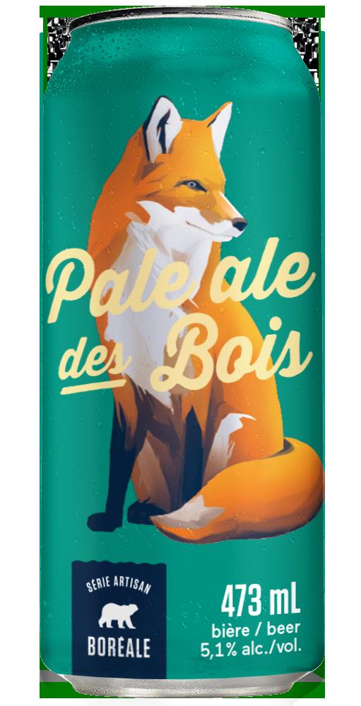 3 D Can Pale Ale Des Bois