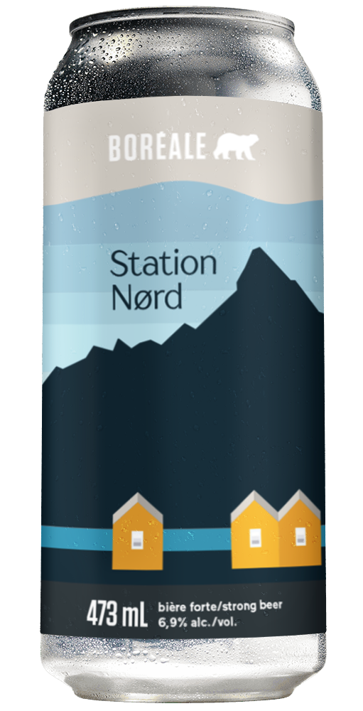 3 D Can Station Nord