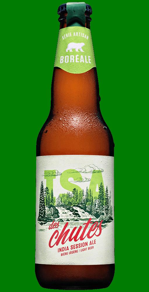 Boreale ISA bouteille