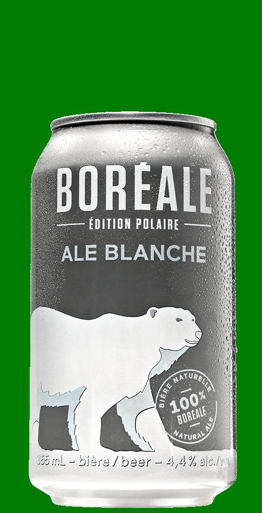 Boreale ale blanche cannette