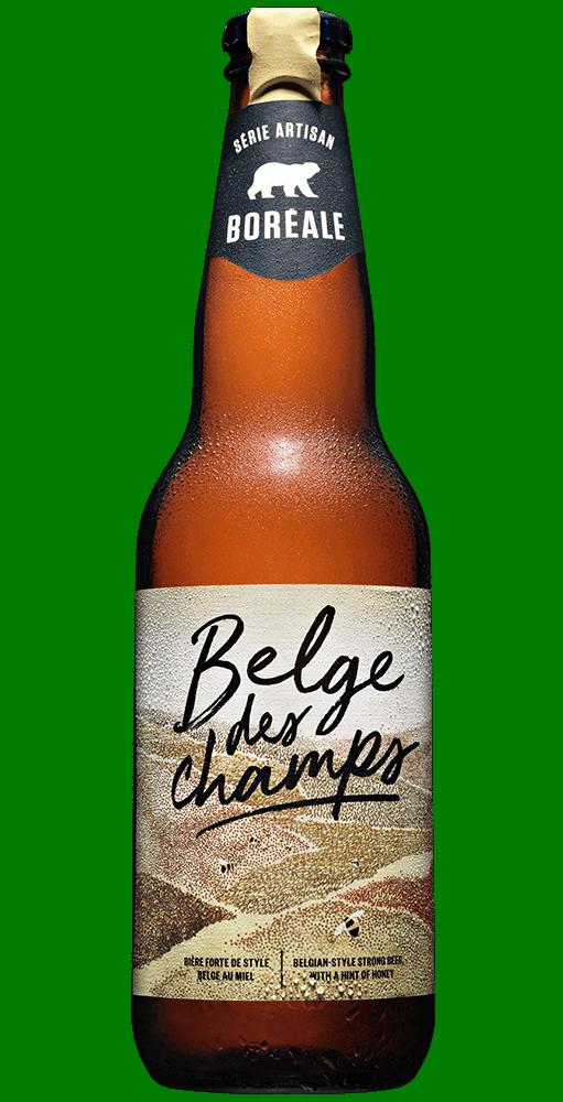 Boreale belge bouteille