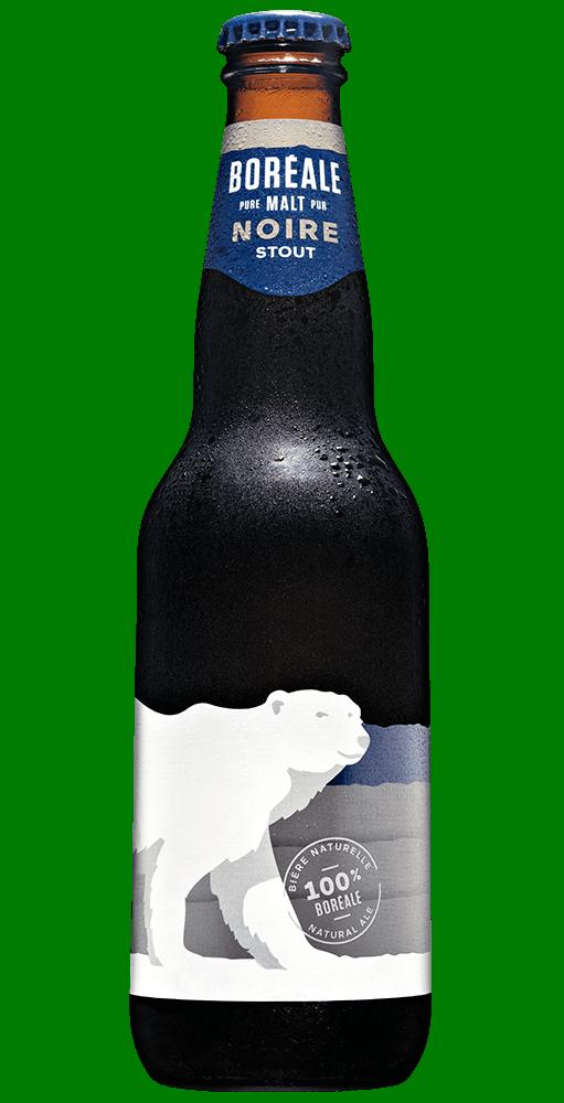 Boreale noir bouteille