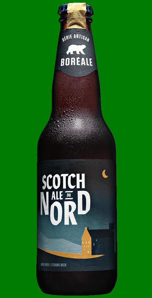 Boreale scotch bouteille