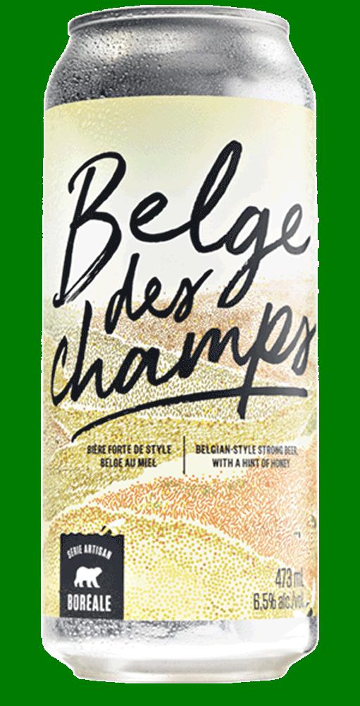 Cannette Belge des Champs