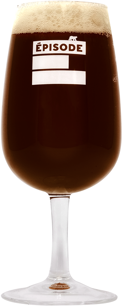 Crown Brown verre