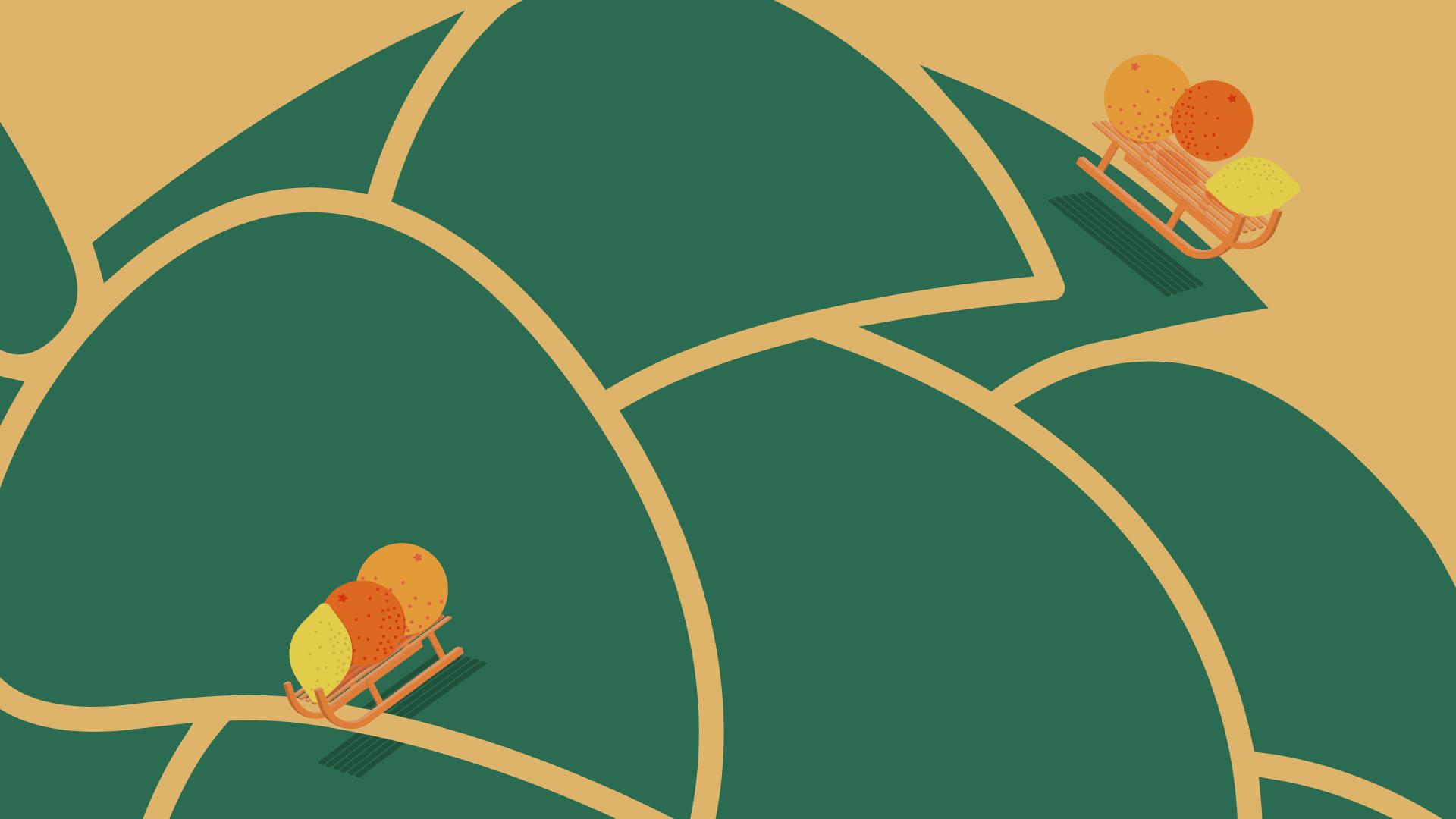 Double Descente Background