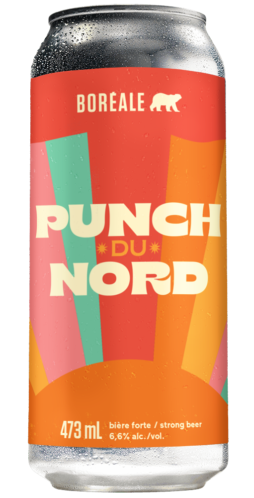 Punch Du Nord 3 D Can goutte