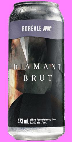 Boreale diamant cannette