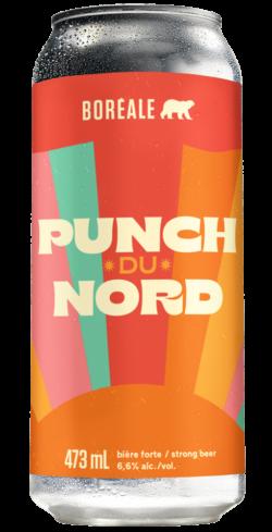 Punch Du Nord 3 D Can goutte