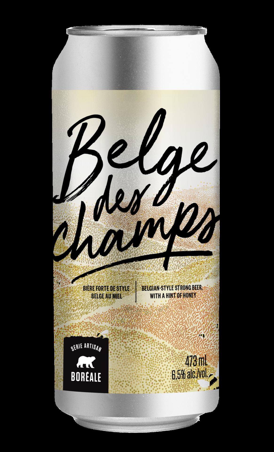 Boreale BELGE 473 nouvelle dry