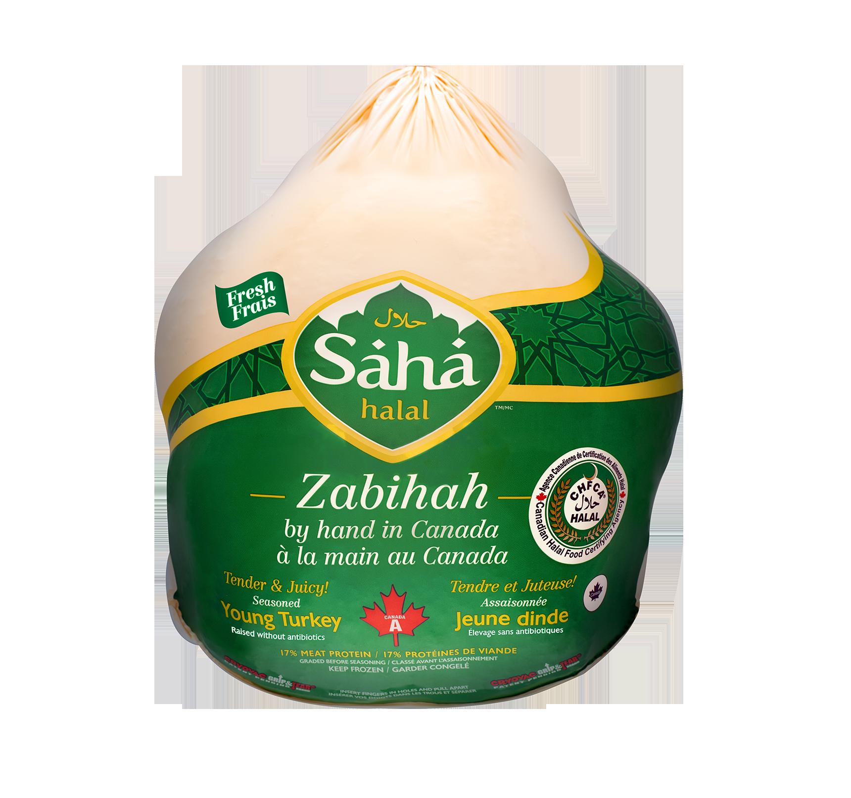 Saha Turkey fresh