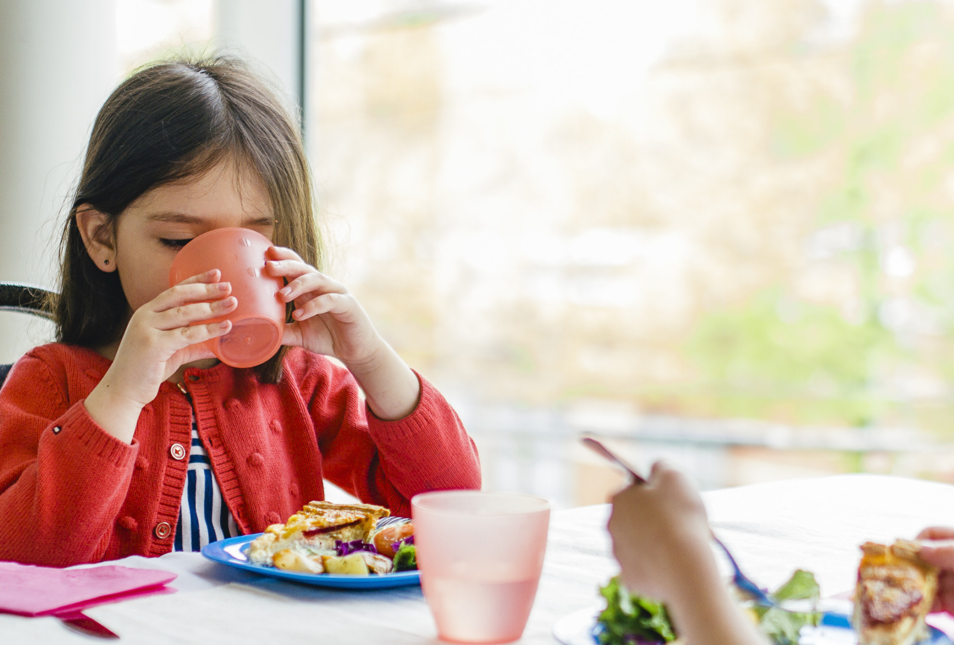 Commandez des repas sains à hauteur de vos moyens.