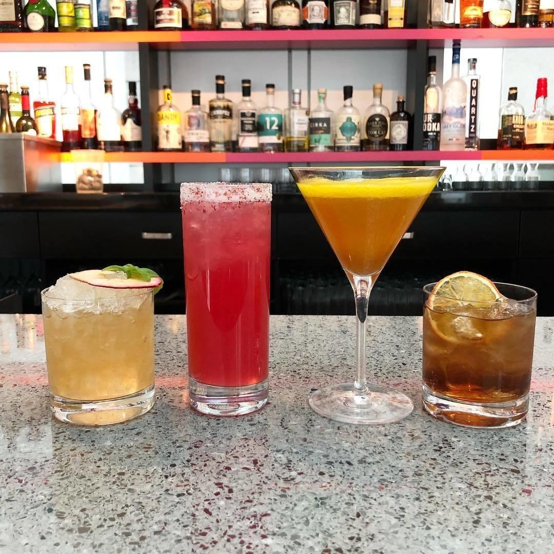 Cocktails Brasserie T