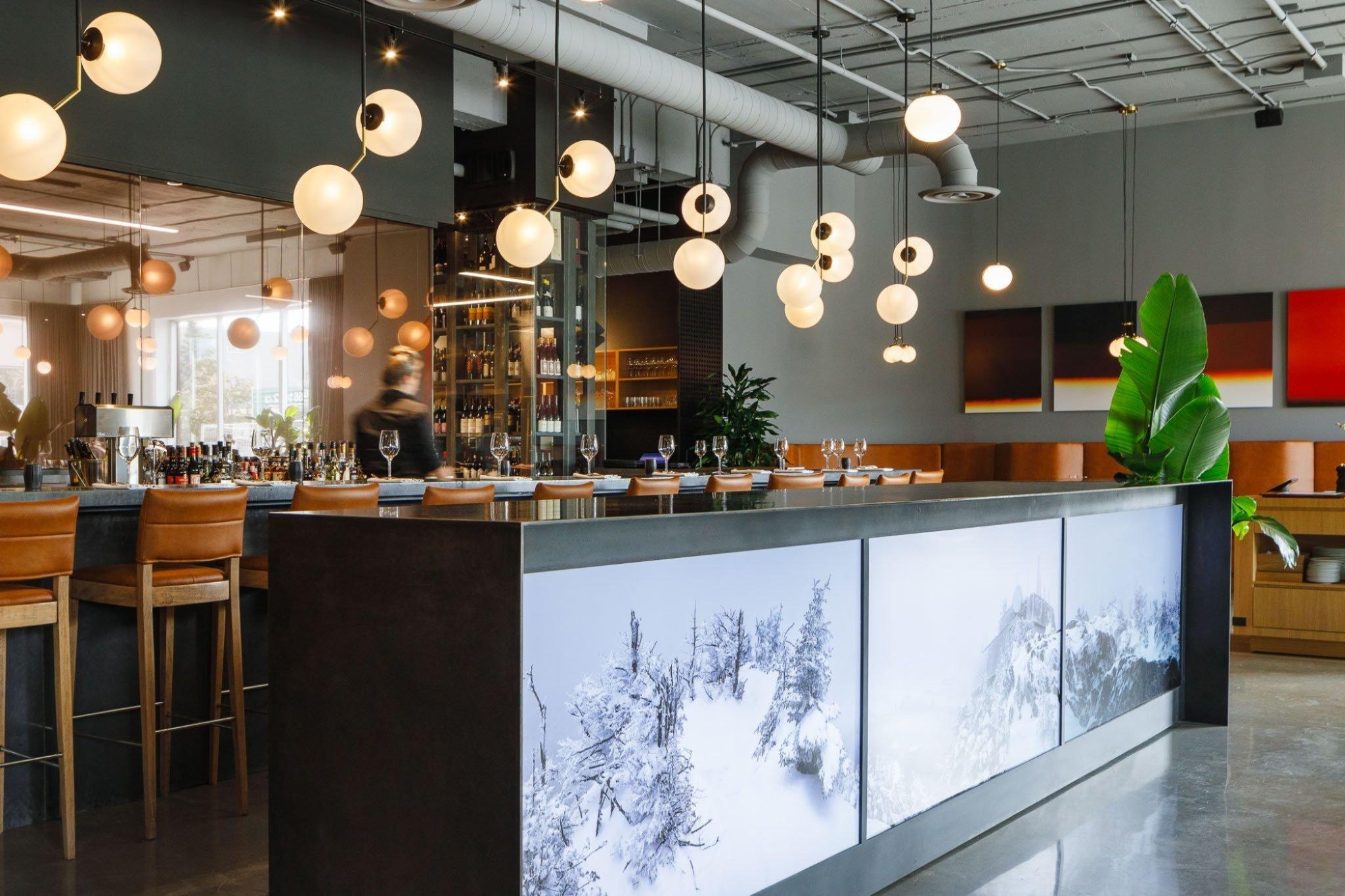 Entree restaurant beau mont