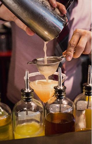 Cocktail Bar Toque
