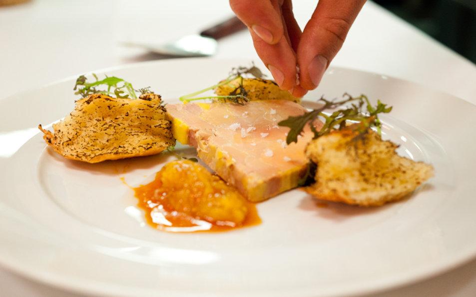 Toque Histoire Action Cuisine Foie Gras