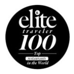 Elite Traveler Top 100 Restaurants