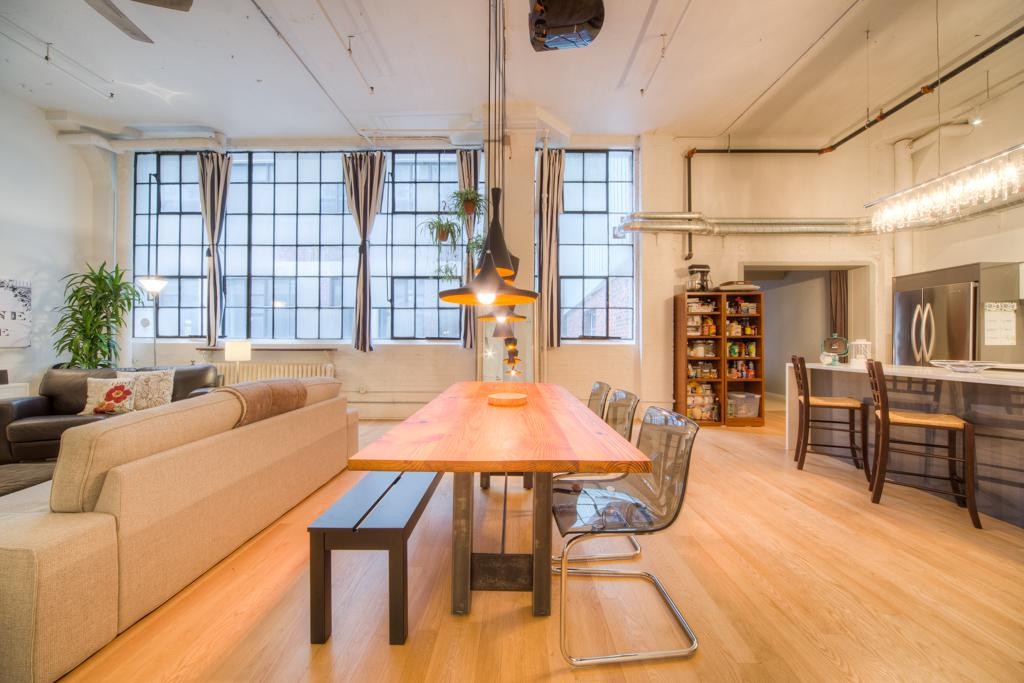 Toronto Loft Interiors: Is Open-Concept Living for You?
