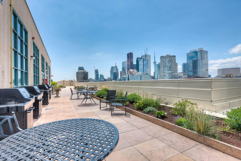 Our Top 5 Toronto Loft Rooftops