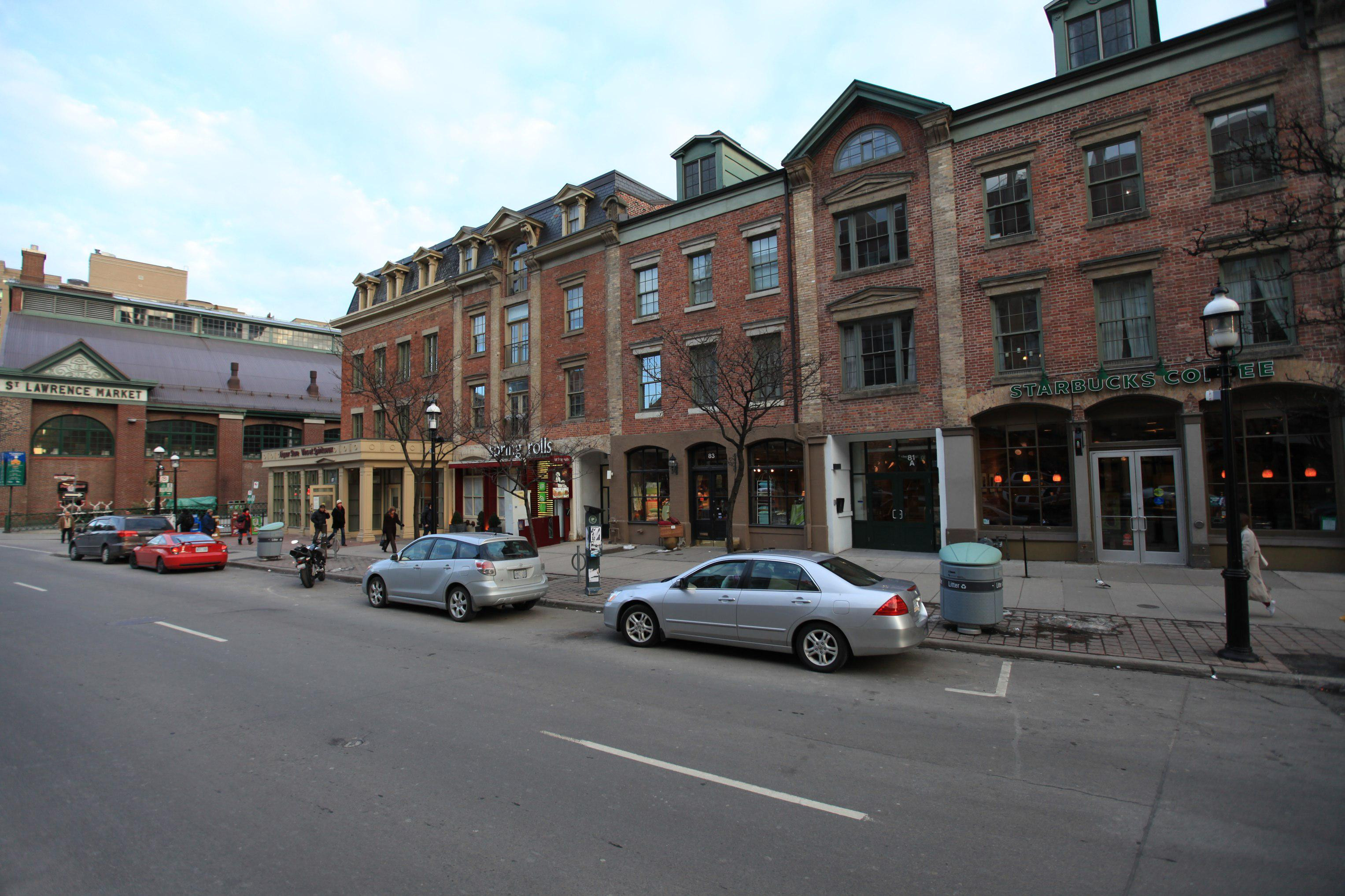 Spotlight On The St Lawrence Market Lofts