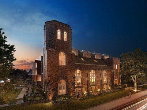 Church Conversions Revive the Toronto Loft Scene