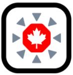 COVID Alert pictogram