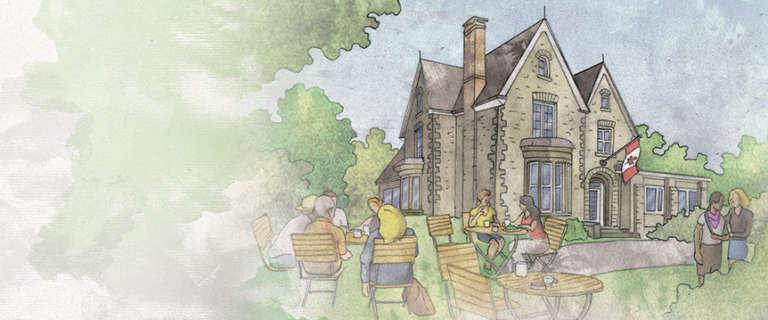 Revitalisation du secteur du ruisseau de la Brasserie et de la maison Wright-Scott