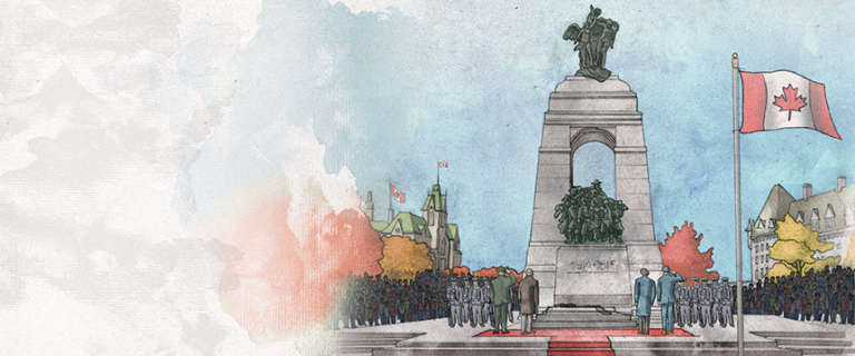 New and inspired sites for major commemorations