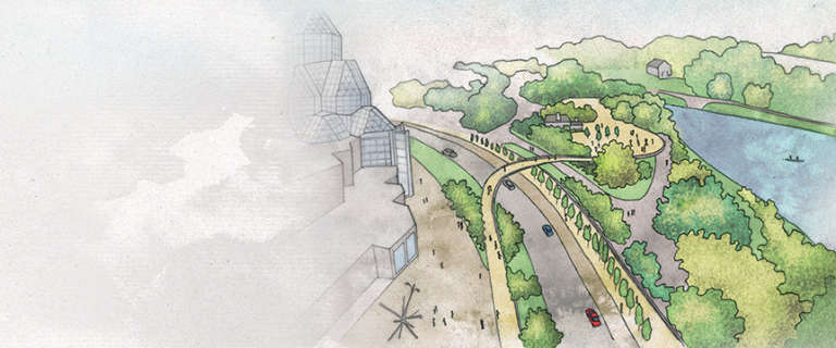 Renouvellement du boulevard de la Confédération et de ses voies d'accès