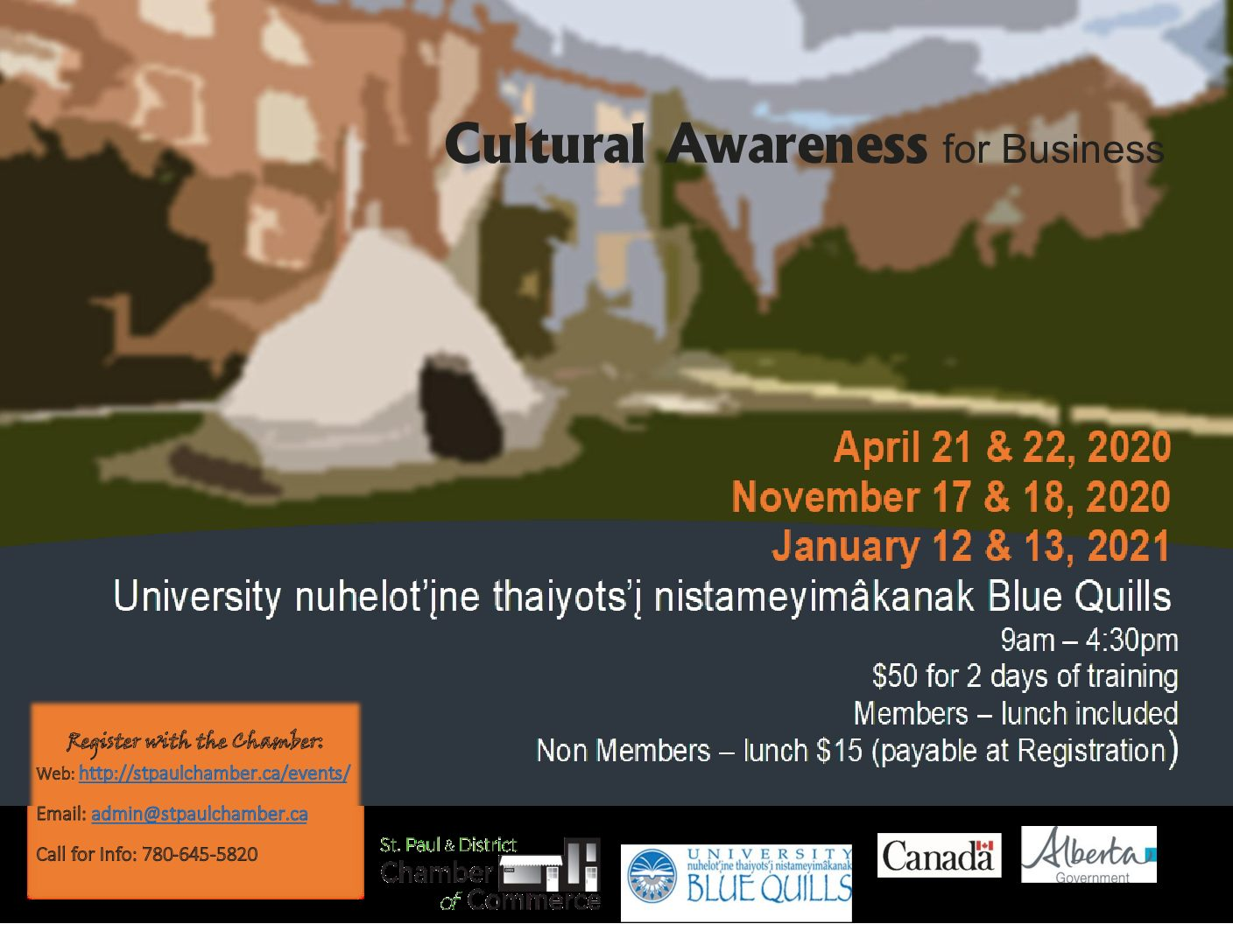 Cultural Awareness Poster 2 sided