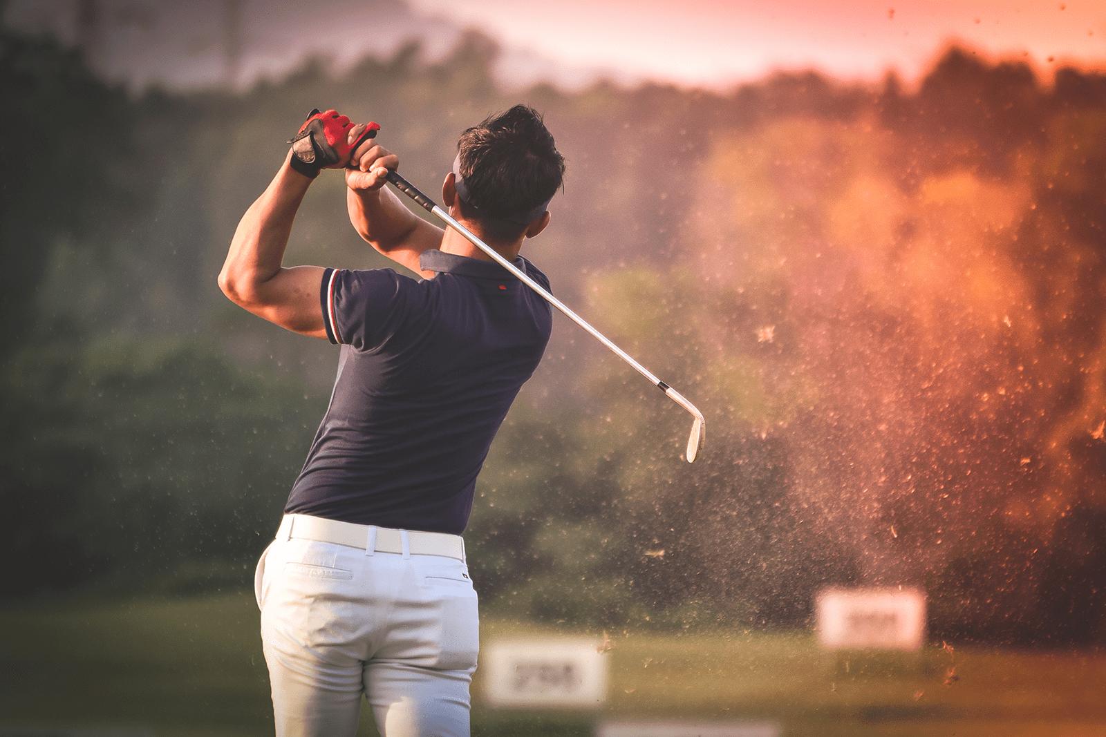 man-playing-golf