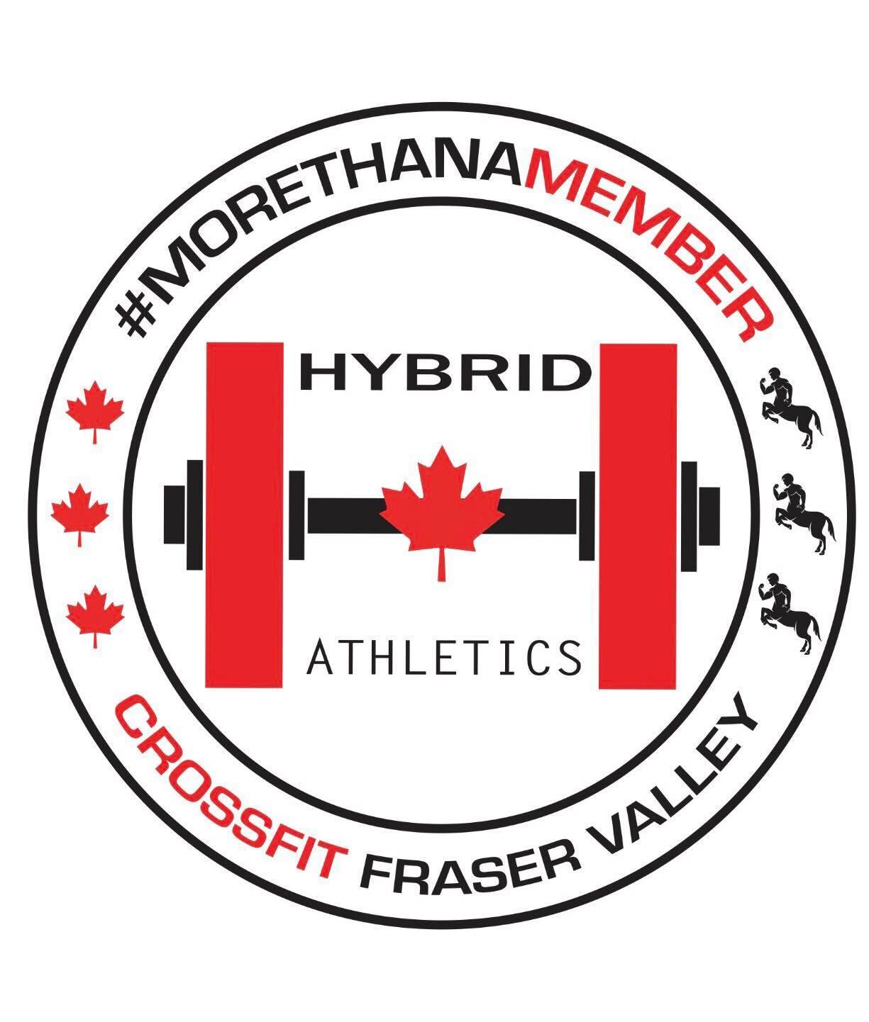 Hybrid new logo