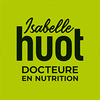 Isabelle Huot Docteure en nutrition icon