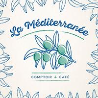 La Méditerranée - Comptoir et Café icon