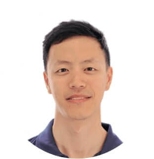 Therapia physiotherapist clarence lau headshot