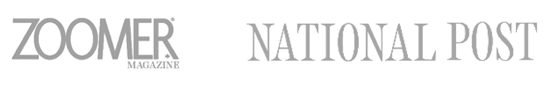 zoomer, national post logos