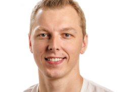 Vitas Naudziunas Therapia physiotherapist headshot