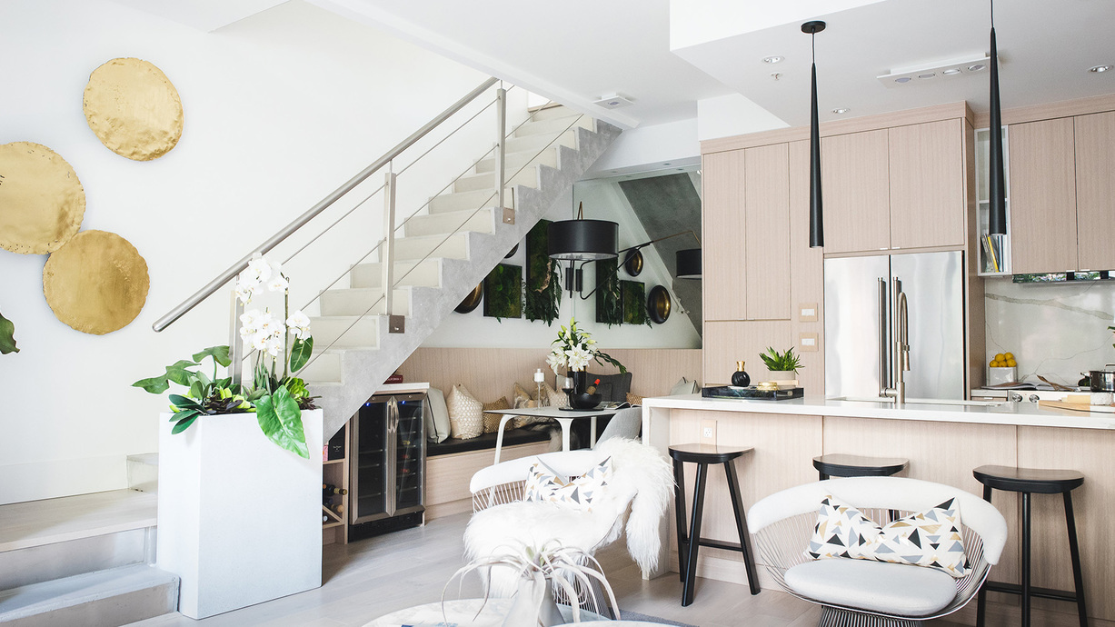 Rennieblog hero stairs living kitchen dining photocredit rennieblog inline kitchen photocredit julie row photography
