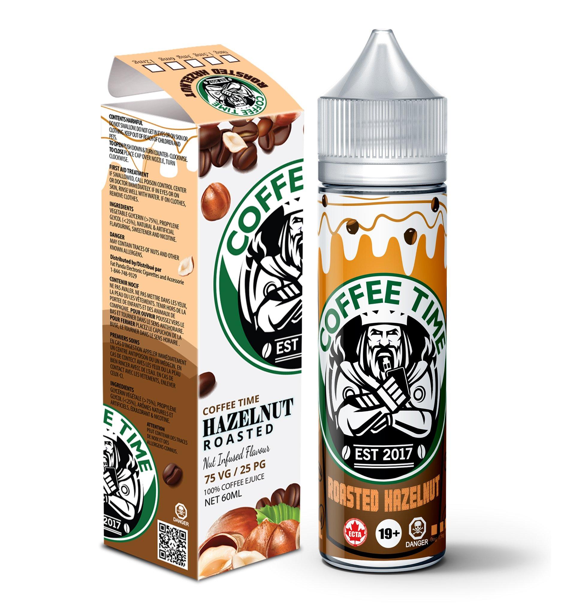 Coffee Time - Roasted Hazelnut