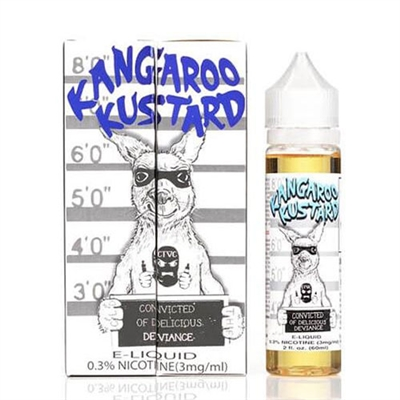 Kangaroo Custard<br><br>