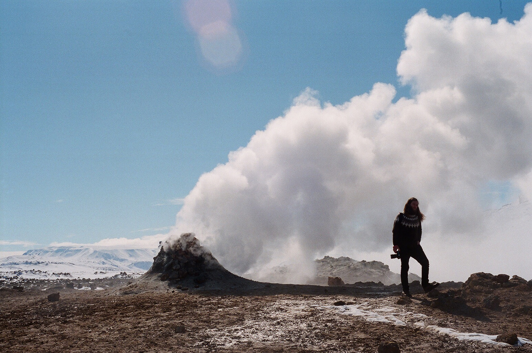 Talia Ricci, Planet Iceland, 2016