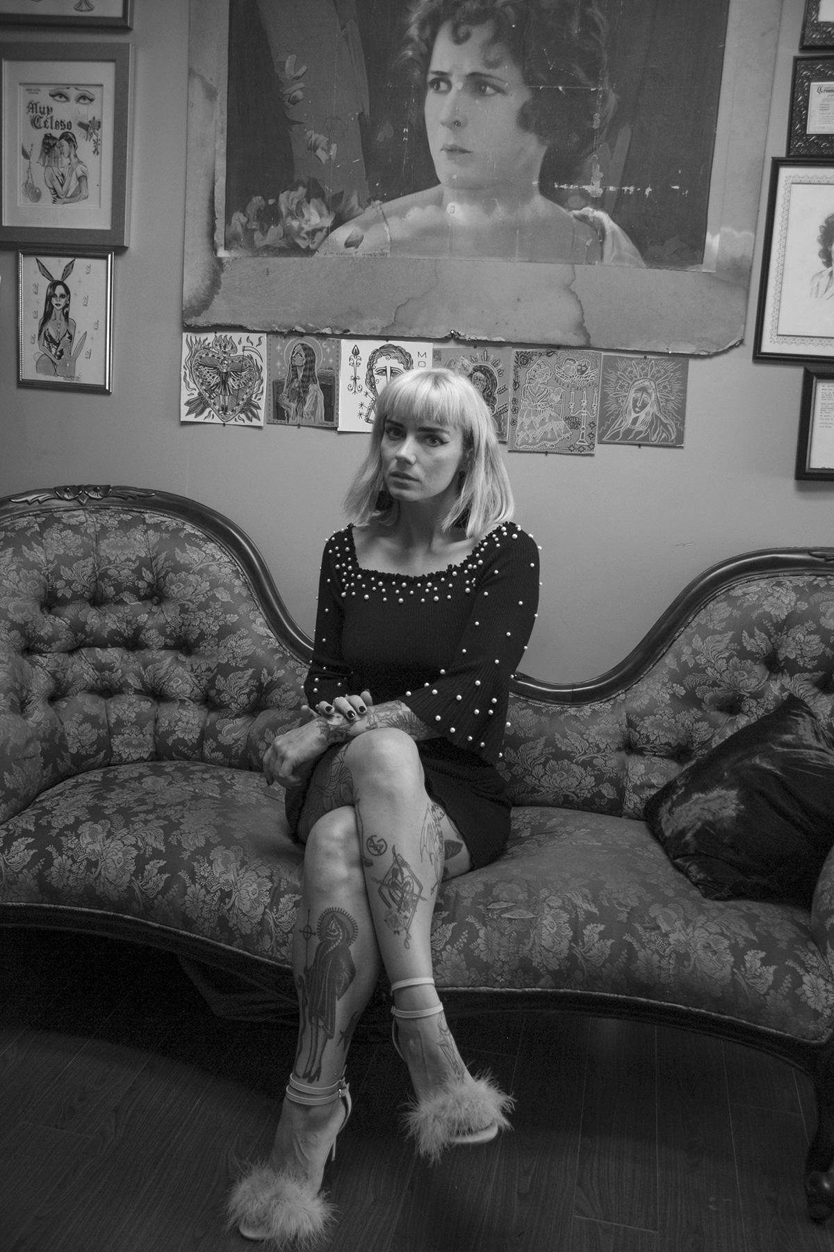Chantal Ryanne, Little Annie Motel, 2018