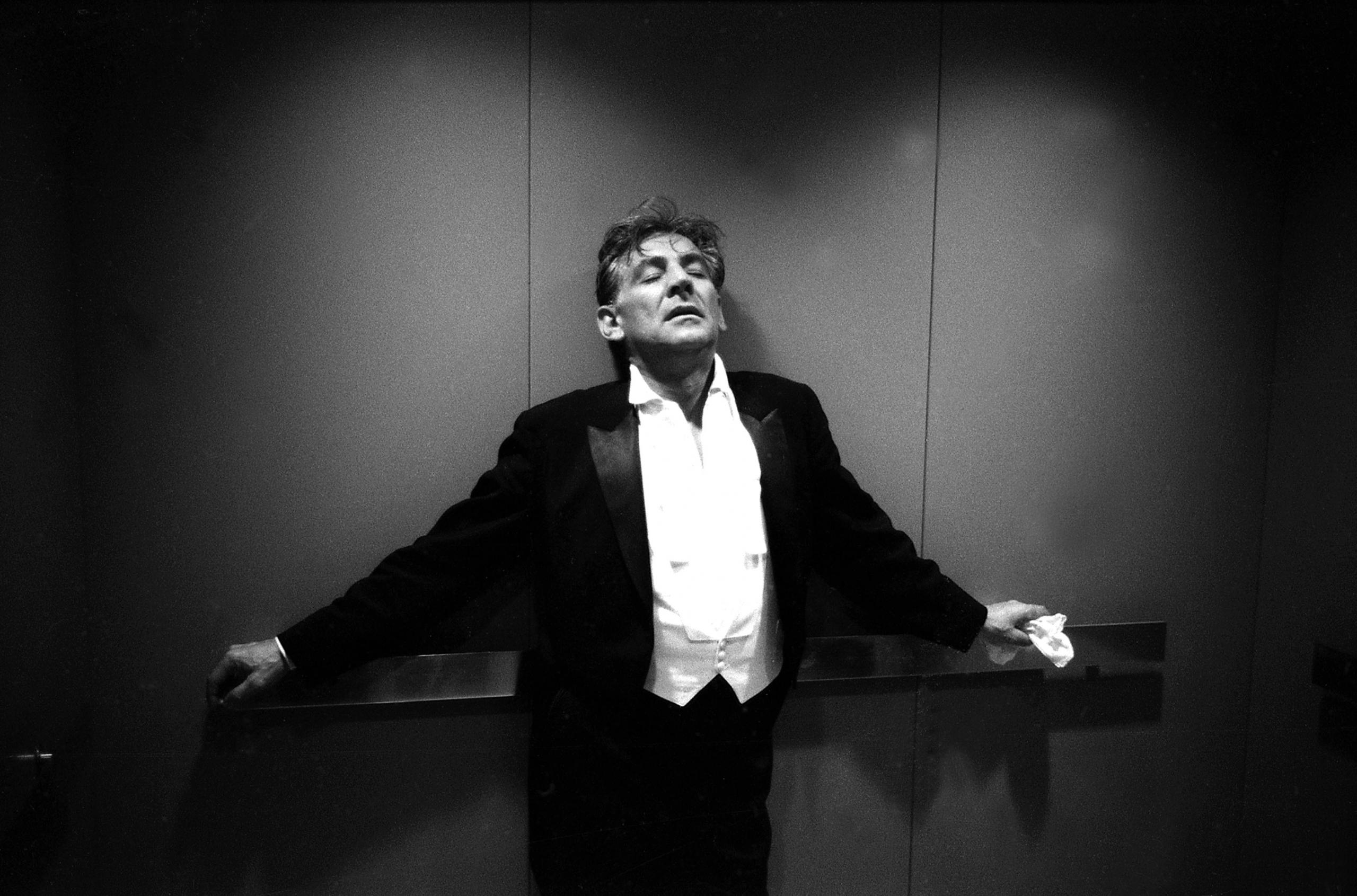 Ken Heyman, Leonard Bernstein