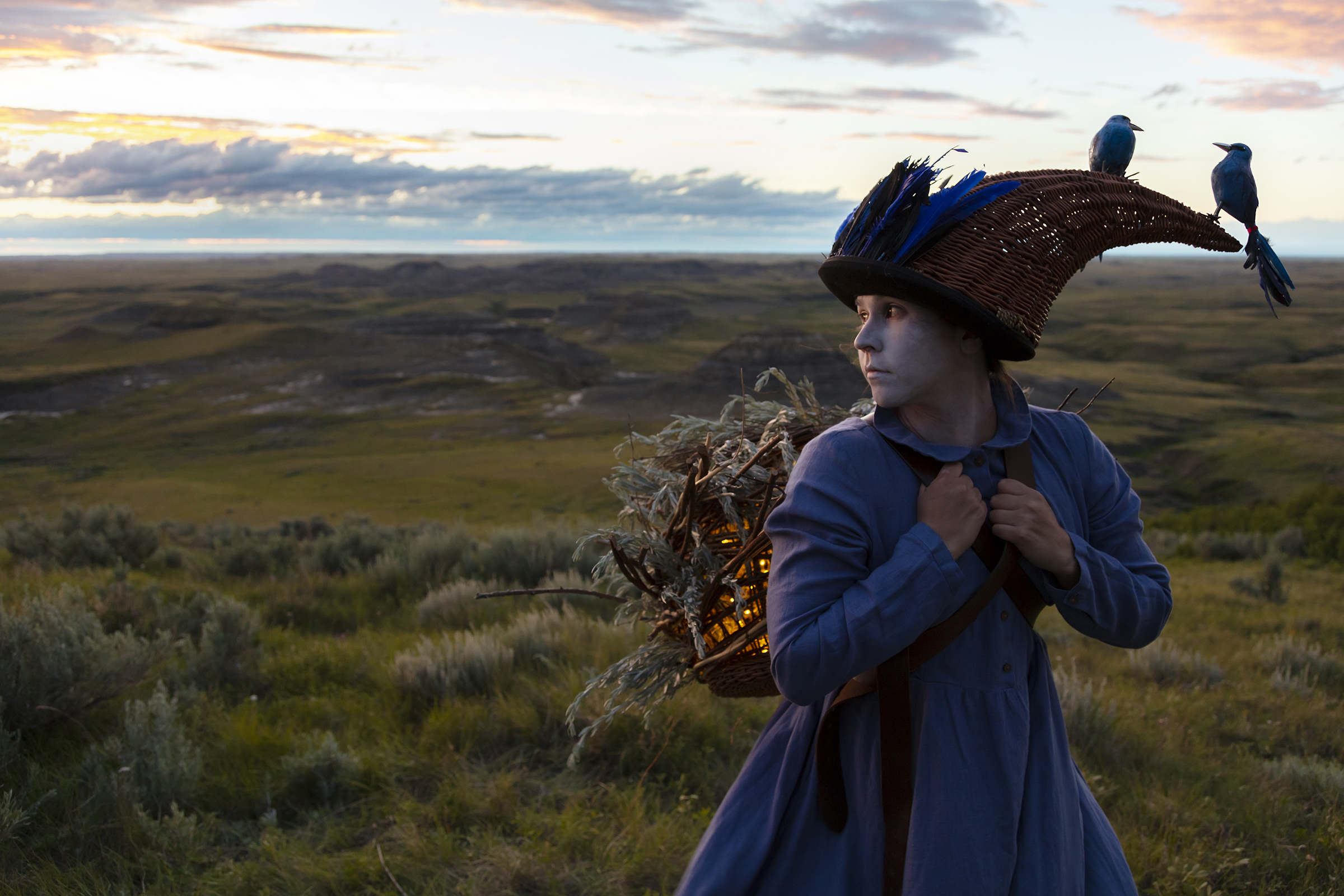 Meryl McMaster, Lead Me to Places I Could Never Find on My Own, 2019. From the series As Immense as the Sky. Courtesy of the artist, Stephen Bulger Gallery and Pierre-François Ouellette art contemporain.