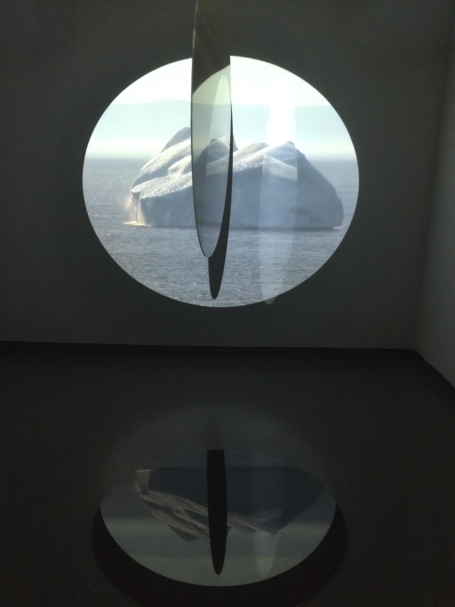 Annette Mangaard, MELTDOWN, (Installation view), 2017. Courtesy of the artist.