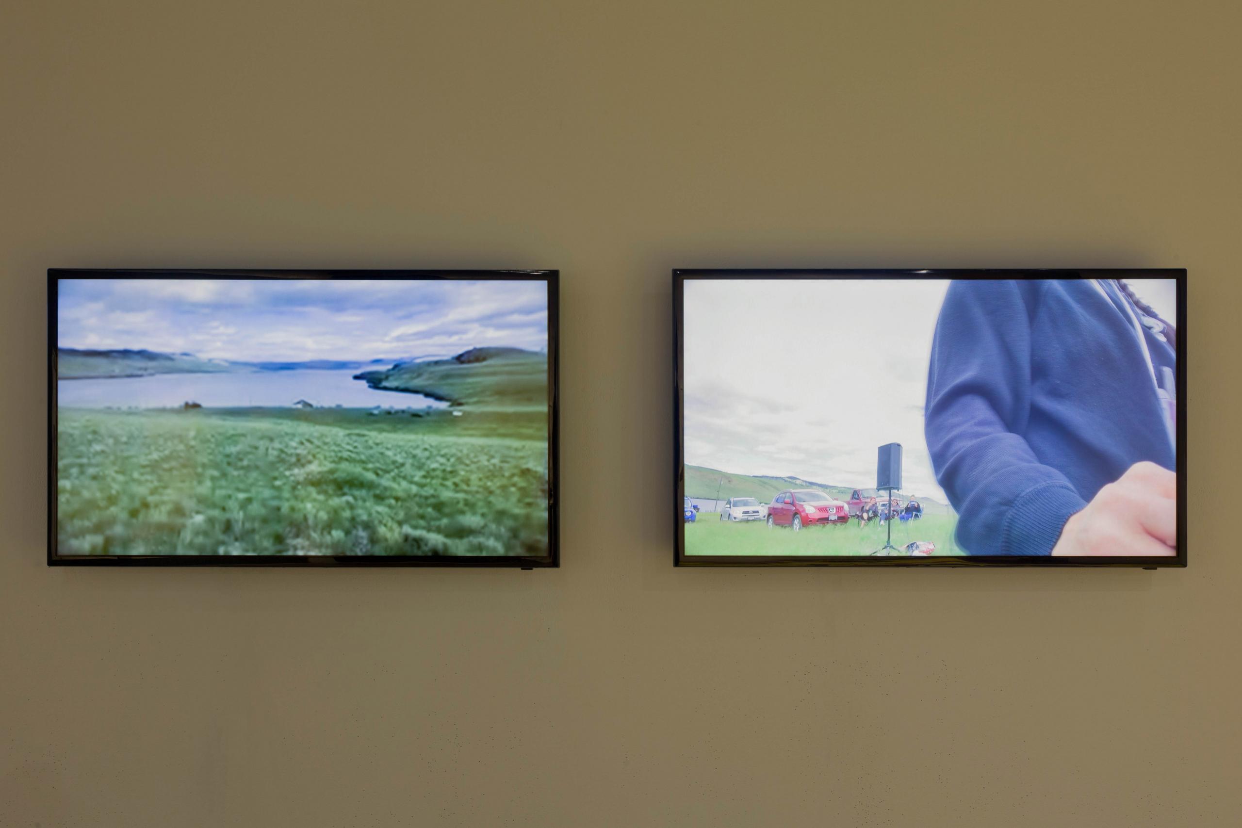 Installation view, Developing Historical Negatives, Photo: Darren Rigo.