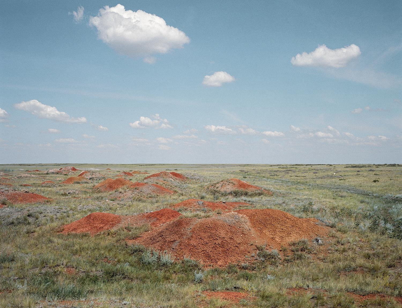 Sputnik Photos, Kazakhstan, Semipalatynsk Nuclear Test Site, 2016.