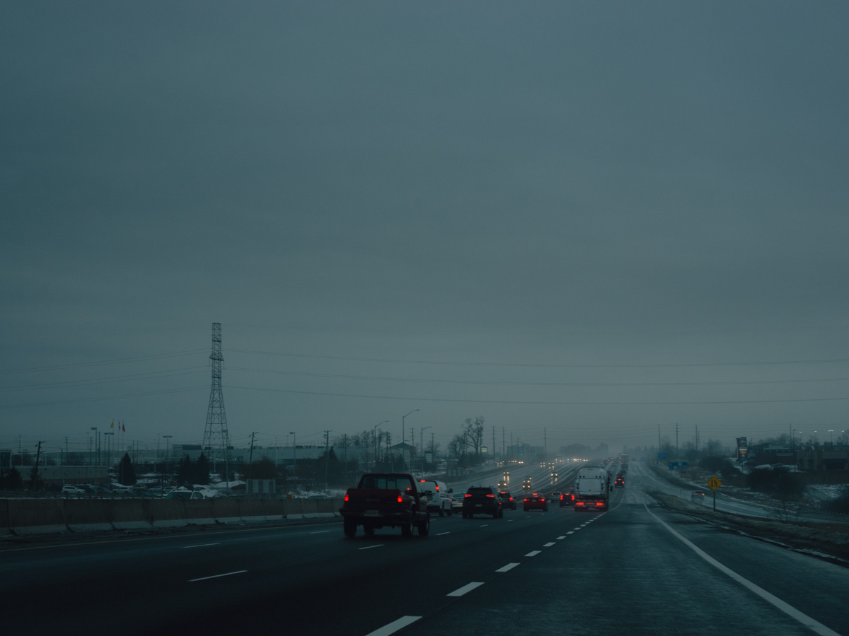 Josh Henderson, Highway 6, 2019