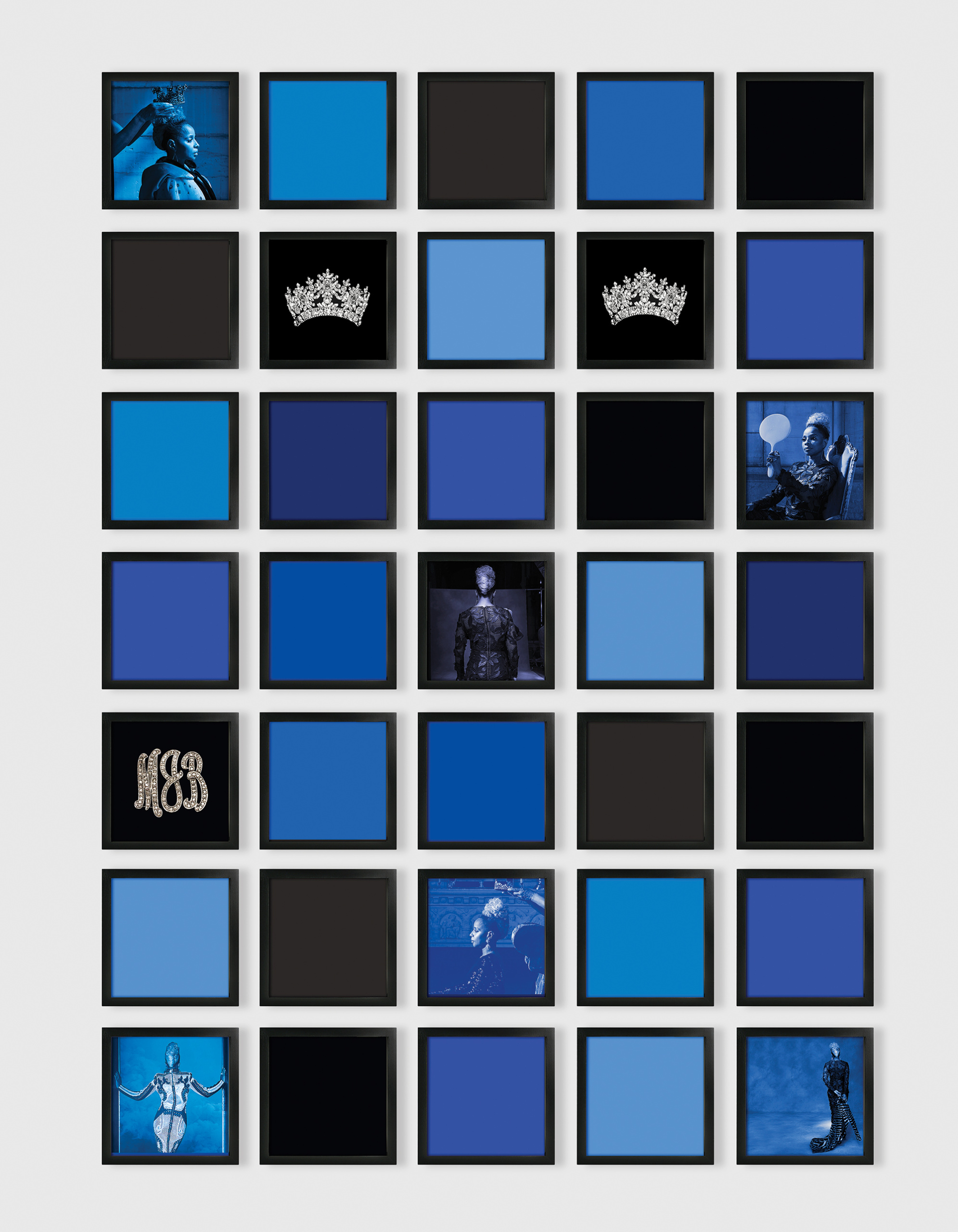 Carrie Mae Weems, The Blues (A.K.A. MJB), 2017. Courtesy the artist and Jack Shainman Gallery, New York, NY