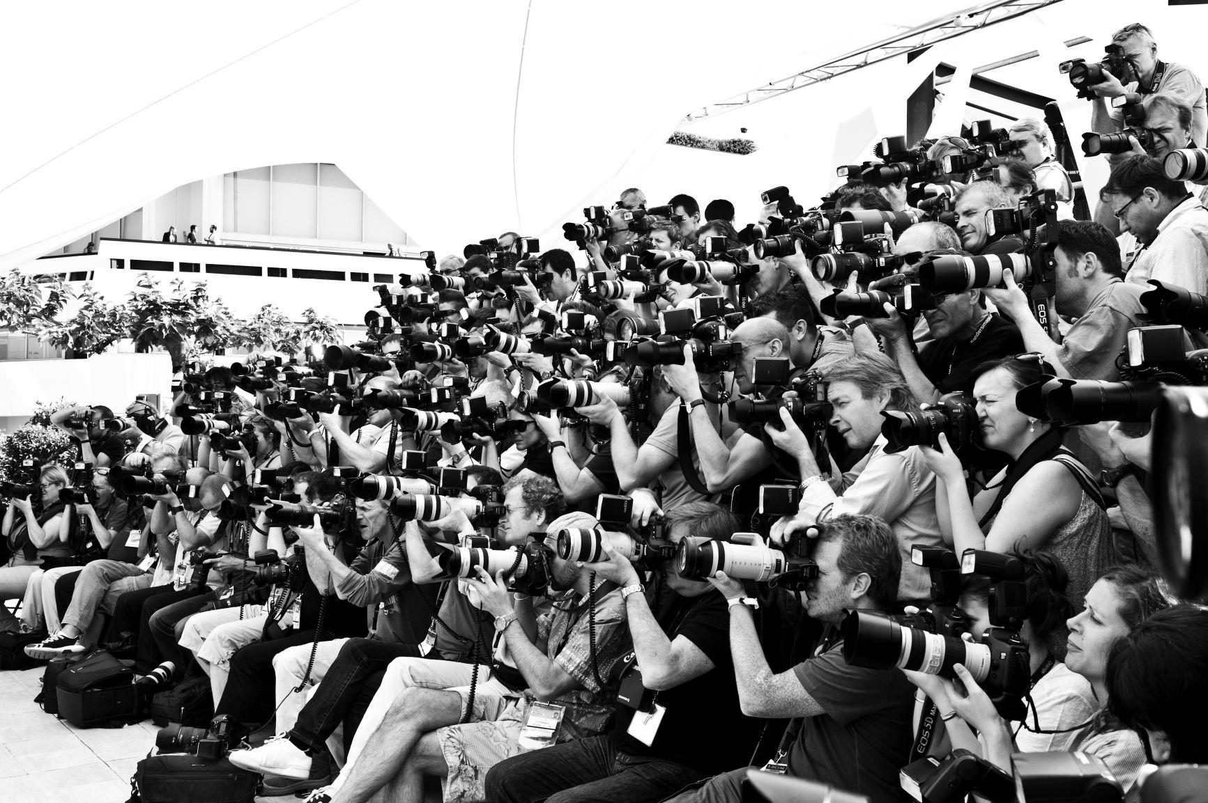 Caitlin Cronenberg, Photo Call, 2012